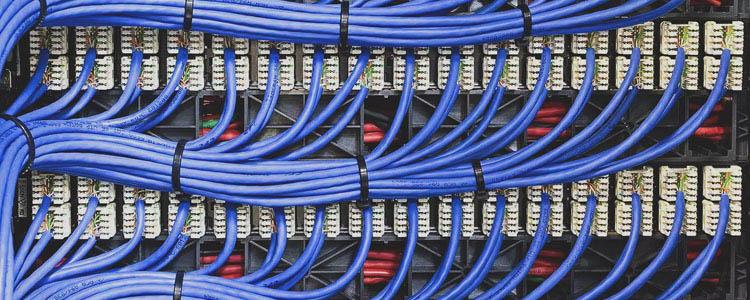 Монтаж СКС — структурированные кабельные системы